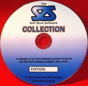 The Soft Rock Software Collection - CD