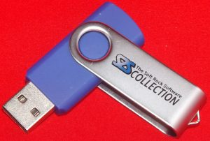 The Soft Rock Software Collection - USB flash drive